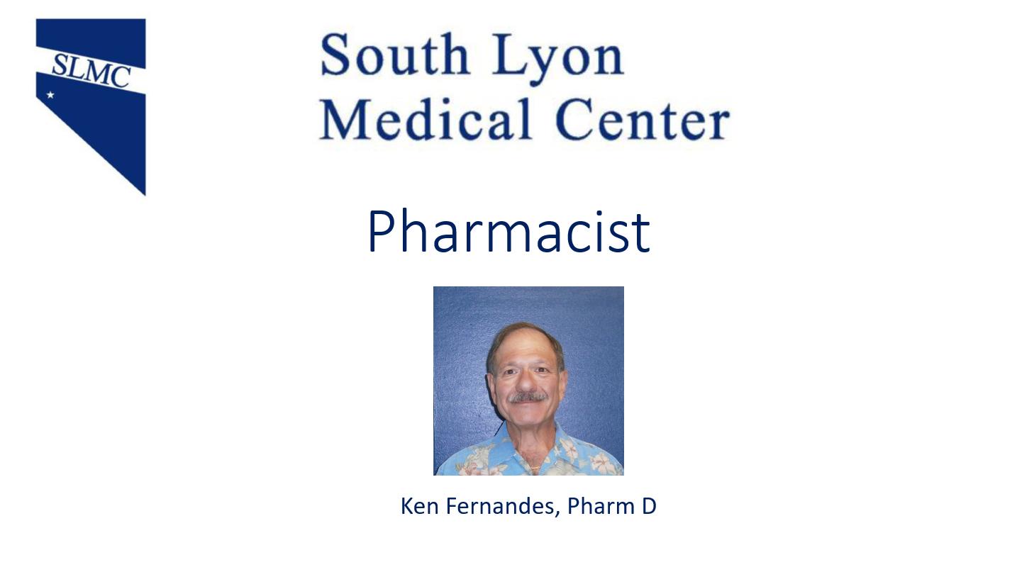 PharmacistKen