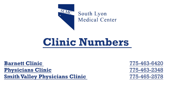 ClinicNumbers